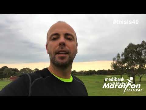 My Training Progress - Michael Berry