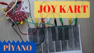 Joy Kart-Kağıt ve Kalemle Gerçek Piyano Yapın