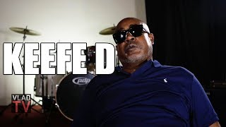 Keefe D on Previous Altercation with 2Pac, Suge\'s Rolls Royce Shot Up, $1M Bounty on Suge (Part 10)