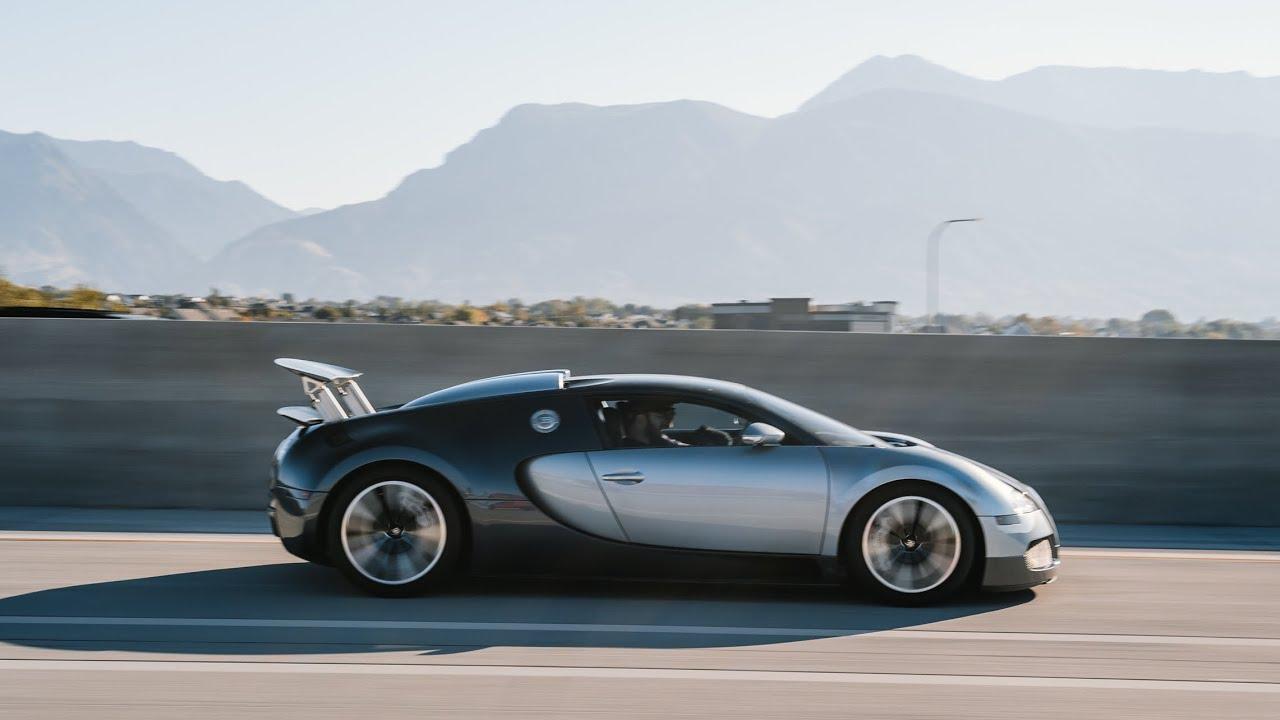 Download My Bugatti Veyron is Falling Apart.