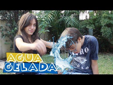 DESAFIO BALÃO DE AGUA - RICK SANTINA