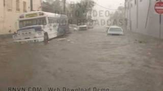 8/29/2005 Hurricane Katrina Video, The Flooding Begins, New Orleans, La. Raw Master - 21