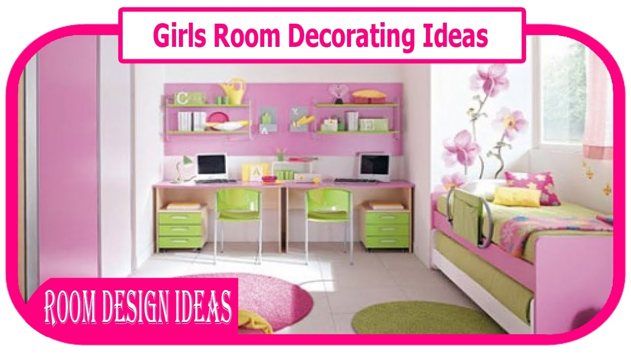Girls Room Decorating Ideas   Little Girls Room Decorating Ideas