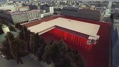 Turun Toriparkin energiajärjestelmä ja maailman suurin aurinkolämpövarasto