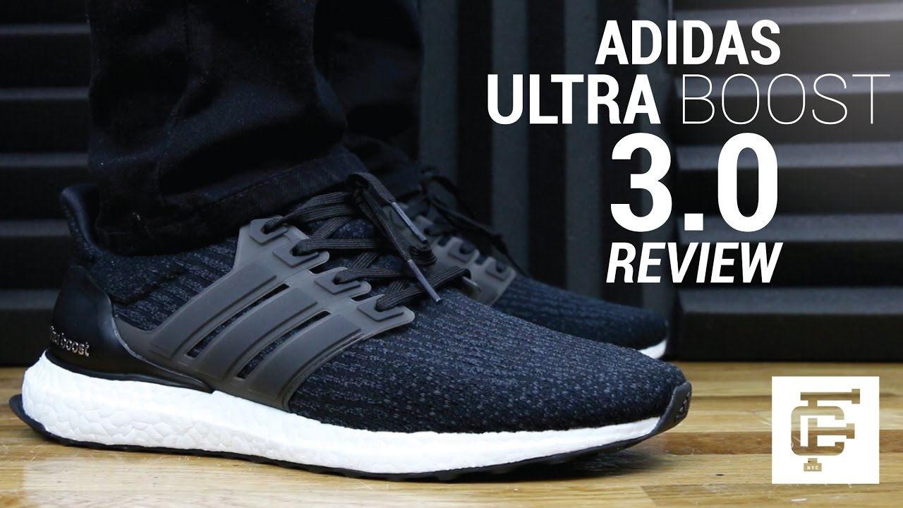 e0900430b ADIDAS ULTRA BOOST 3.0 REVIEW - YouTube