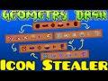 Geometry Dash Icon Stealer Hack! [Steam]