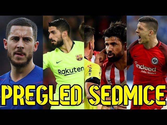 HAZARD NIKAD BLIŽE TRANSFERU U REAL MADRID! JOVIĆ ODBIO PONUDU BARCELONE! - PREGLED SEDMICE #104