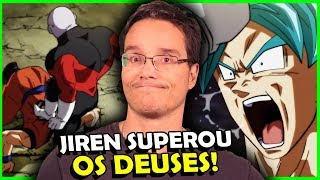 O poder maximo do goku nem arranhou o jiren! analise ep 109 db super