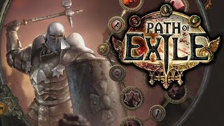 Path of Exile - Juggernaut Class Reveal