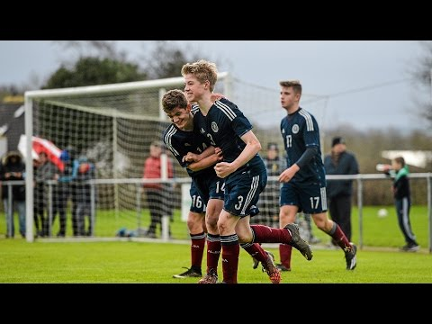 HIGHLIGHTS | Republic of Ireland U15 vs Scotland U15