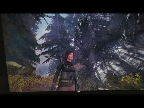 Rise of The Tomb Raider: Xbox One X Enhanced Version My First Look