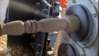 Woodworking Digital Controlled Lathe- Woodworking Plans