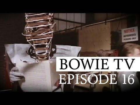 Bowie TV: Episode 16 | Hugh Padgham on remastering 'Tonight' in 2018