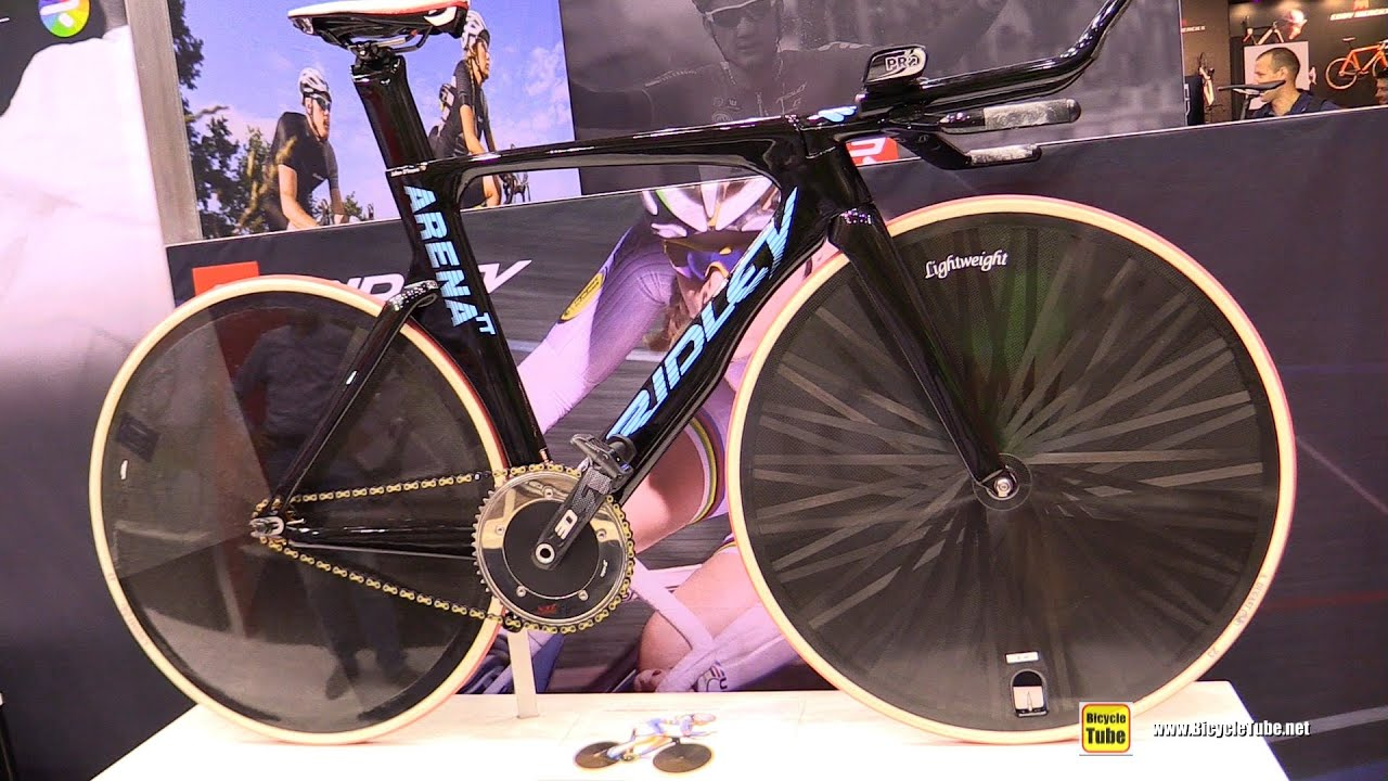 2017 Ridley Arena Tt Triathlon Bike Walkaround 2016 Eurobike Youtube
