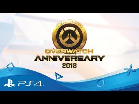 Overwatch Anniversary 2018 | PS4