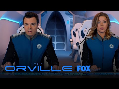 Ed And Kelly Discuss Their Old Flame | Season 1 Ep. 2 | THE ORVILLE