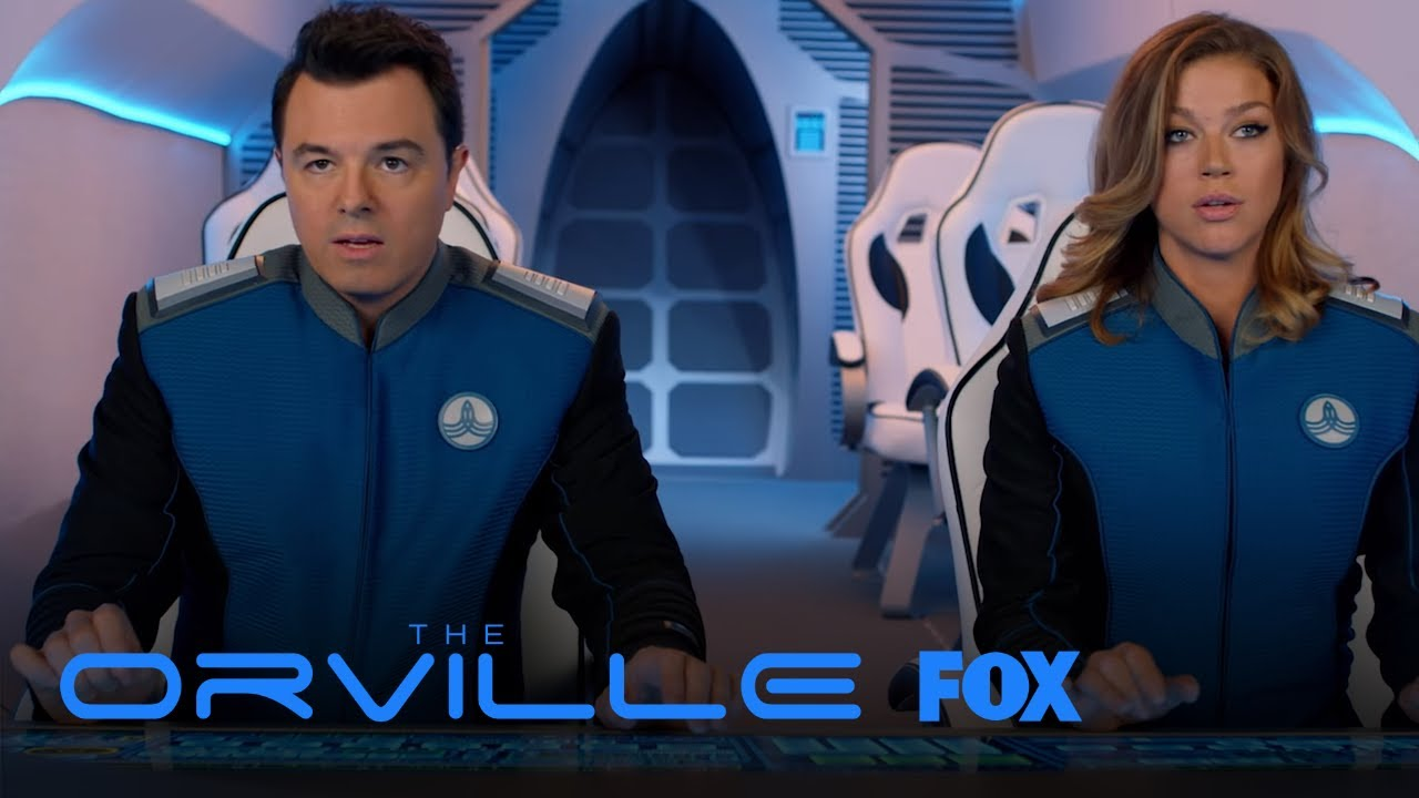 Download Ed And Kelly Discuss Their Old Flame | Season 1 Ep. 2 | THE ORVILLE