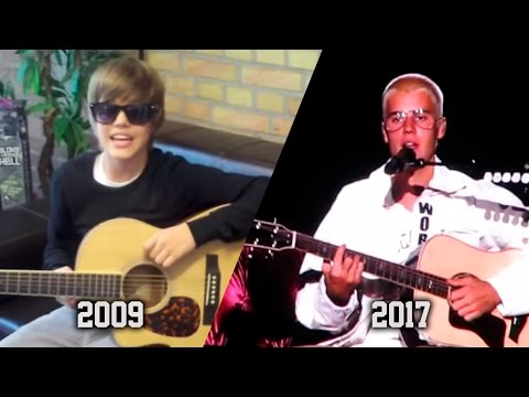 Justin Bieber - Favorite Girl (Acoustic) (2009 - 2017)