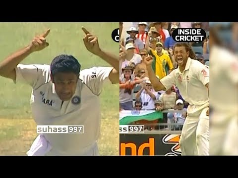 How Anil Kumble responded to Symonds' celebration of his wicket at Perth