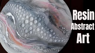 23. HOW TO Create Resin Abstract Art // So Many textures!