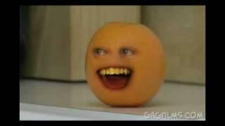 die nervige orange was geht ab german fandub