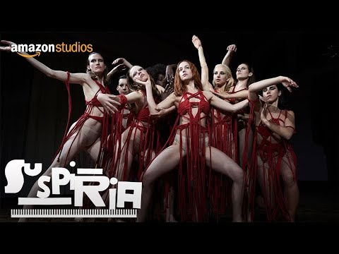 Suspiria – Official Trailer | Amazon Studios