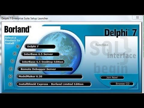 borland delphi 5 gratuitement