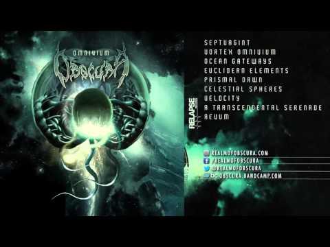 OBSCURA - 'Omnivium'(Full Album Stream)