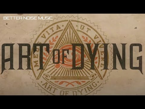 Art of Dying - Tear Down the Wall (Lyric Video)