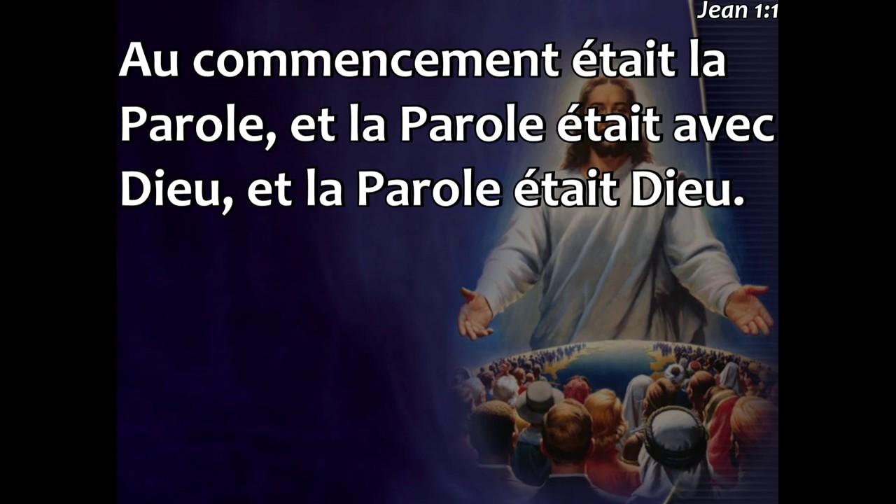 Célèbre Semaine de Prière des Jeunes 2017 - Yoshebed Desruisseaux - Jour 1  ZM36