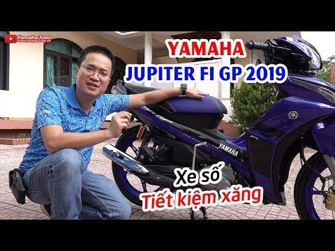 Yamaha Jupiter Fi GP 2019 ▶ Màu Sắc Giống Hệt Exciter 150 2019