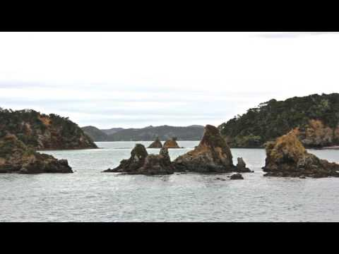 New Zealand's Bay of Islands, February 2017
