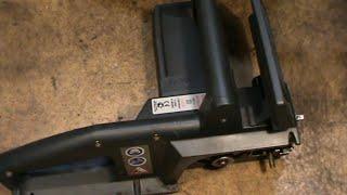 електропила ребир KZ1 350400 ремонт електропили іскрить якір