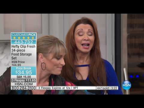 HSN | Kitchen Solutions featuring DASH 01.11.2017 - 11 PM