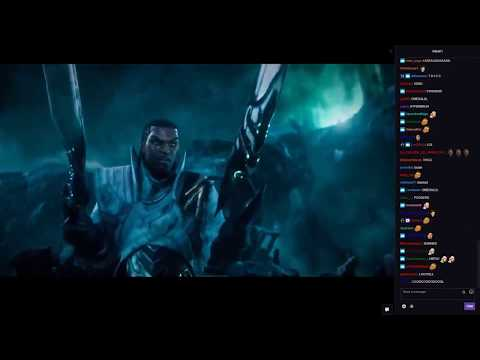 Tyler1 Reacts to New League of Legends Cinematic Meme