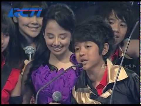 Idola Cilik 2 - Artis solo/Duo/Grup Anak Anak Terbaik - AMI 2010