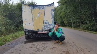 ШКОЛЬНИК купил BMW 5 за 30к / Первый выезд