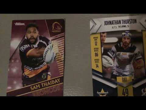 All my favorite rugby league players of 2018