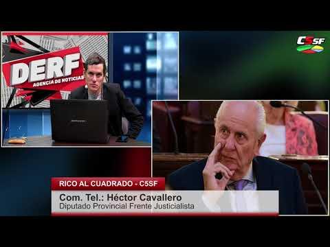 Cavallero: El mayor recargo de la deuda se paga en 2022 y 2023