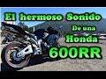 Honda CBR 600 RR - Sonido de Motos #1 -- Nueva Serie