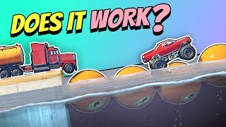 GTA 5 | Does a FLOATING BRIDGE Work?