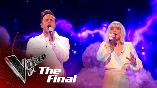 Molly Hocking & Olly Murs' 'Stars' | The Final | The Voice UK 2019 Video