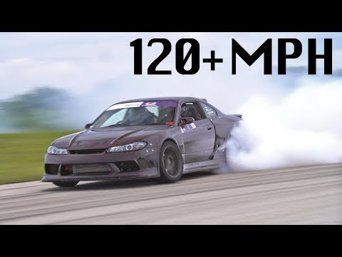 My Fastest Drift Entries EVER - 2JZ S15