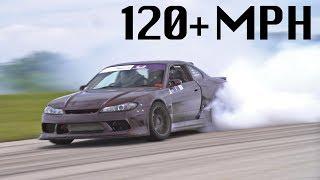My Fastest Drift Entries EVER - 2JZ S15