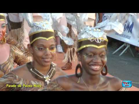 Carnaval 2017 de Pointe Noire