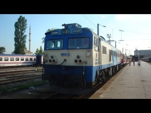 Flashback Friday: Haydarpasa Terminal Trains Istanbul, Turkey - July 2010