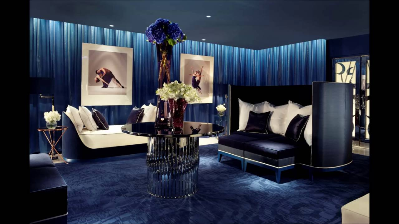 Luxury Modern Hotel Room Interior Design Ideas Best Picture - YouTube