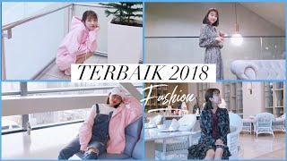 VLOGMAS D30: 🏆TERBAIK 2018 KOREAN FASHION🏆 HERMES, VINTAGE DRESS & BYK LAGI!