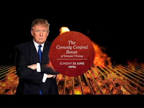 The Comedy Central Roast of Donald Trump - Comedy Central India