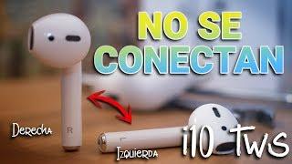 ✔️ SOLUCIÓN  al PROBLEMA con el AURICULAR DERECHO   Auriculares i10 TWS